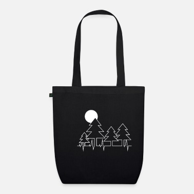 Forest Forest - Organic Tote Bag