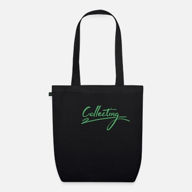 Collections collection - Organic Tote Bag