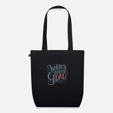 World Goodest Dad the ultimate gift for him - Organic Tote Bag