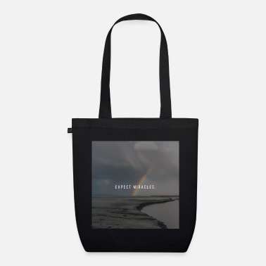 Expecting Expect miracles. - Organic Tote Bag