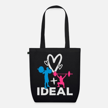 Partnership Ideal partnership - Organic Tote Bag