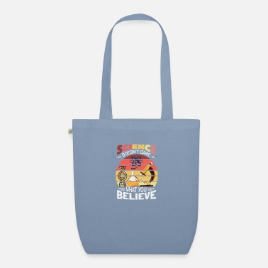 Science Scientists Physics Chemistry Math - Organic Tote Bag