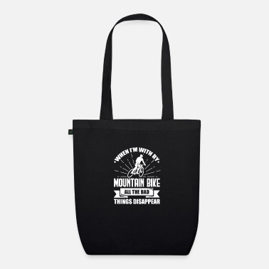 Mountain Bike Mountain bike mountain bike - Organic Tote Bag
