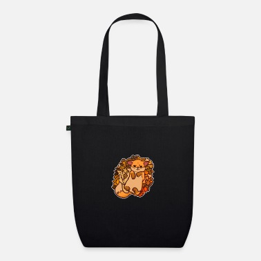 Autumn Autumn, autumn time, foliage - Organic Tote Bag