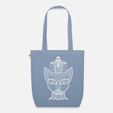 Spiritual Hangover Spiritually with crown - Organic Tote Bag