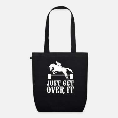 Show Jumping show jumping - Organic Tote Bag