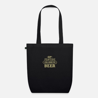 Beer toast hops gift Herrentag - Organic Tote Bag