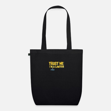 Lawyer court official Richter Lustig - Organic Tote Bag