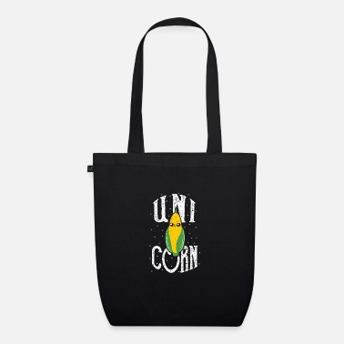 Maize Uni-Corn - maize - Organic Tote Bag