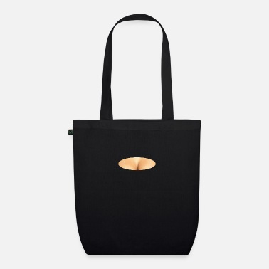 Cleavage cleavage boobs - Organic Tote Bag