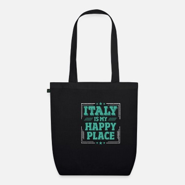 Italian Cool Funny Italy Italian sayings funGift - Organic Tote Bag
