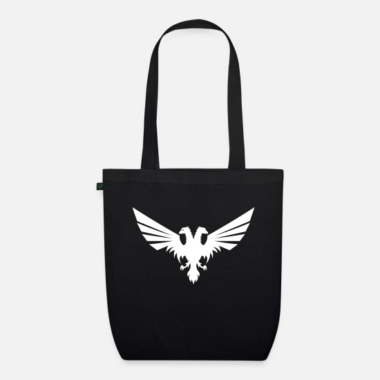 Rest Bags & Backpacks - No Rest for the Wicked Aquila - Organic Tote Bag black