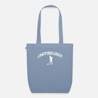 Occasion Janitorologist Janitor Cleaners Cleaning Service - Organic Tote Bag