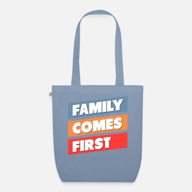 Family With Several family - Organic Tote Bag