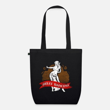 Belly belly dance - Organic Tote Bag