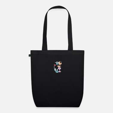 love travel - Organic Tote Bag