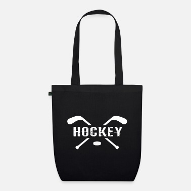 Hockeysticks Hockey hockey sticks - Økologisk mulepose
