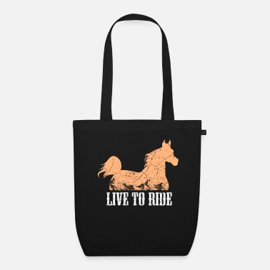 Equitation Horses riding equitation - Organic Tote Bag