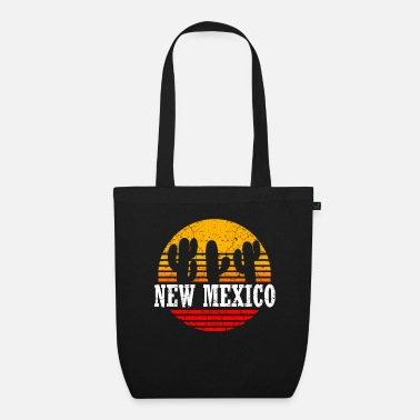New Mexico New Mexico - Organic Tote Bag