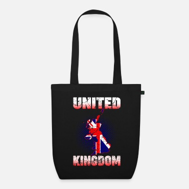 Kingdom United Kingdom United Kingdom - Organic Tote Bag