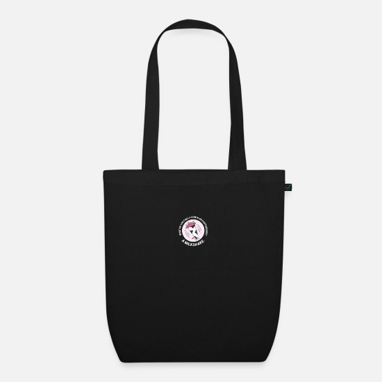 Milkshake Bags & Backpacks - Milkshake. Drink. Bar tender. Mixing. - Organic Tote Bag black