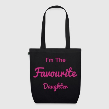 Daughter - EarthPositive Tote Bag