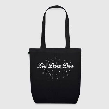 Line Dance Diva - EarthPositive Tote Bag