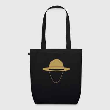 Braune Park Ranger Hut - EarthPositive Tote Bag