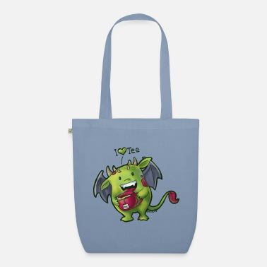 Tee Monster - Organic Tote Bag