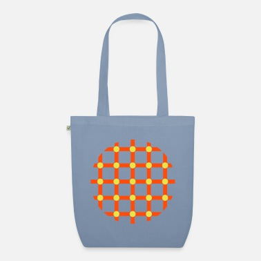 Humour Optical illusion - Organic Tote Bag