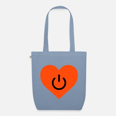 Baby power of love v2 - Organic Tote Bag