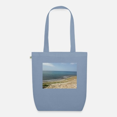 GOOGLE MOTIVE BEACH SEA SEA - Organic Tote Bag