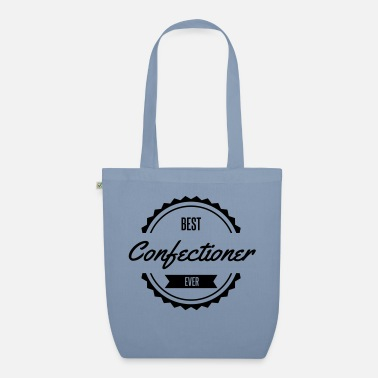 Confection best confectioner pâtissier cook - Sac en tissu bio