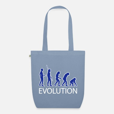 Fanellidas evolution - Organic Tote Bag