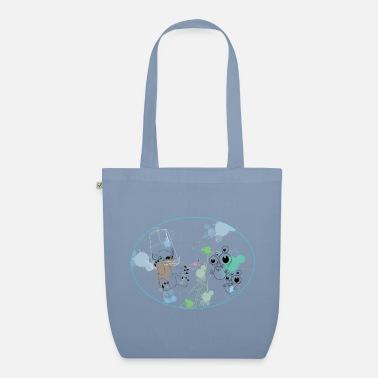 Aquatics Aquatic meeting - Organic Tote Bag