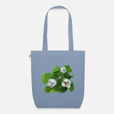 Quince flowers - Organic Tote Bag
