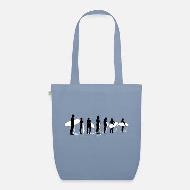 City surfers - Organic Tote Bag