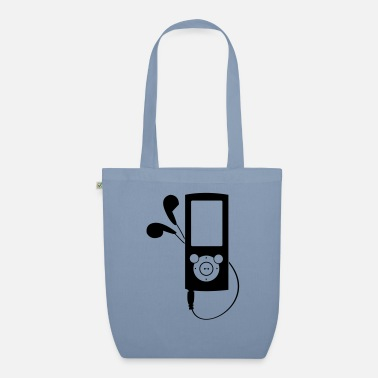 Mp3 MP3 Player - Borsa di stoffa ecologica