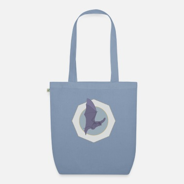 Batting Bat / bat - Organic Tote Bag