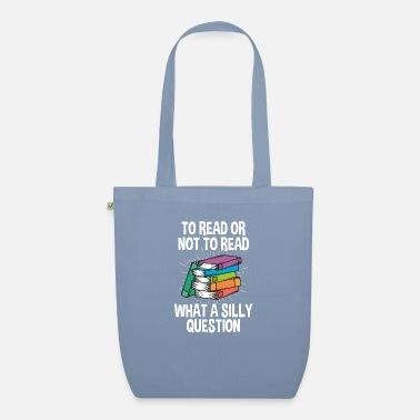 Bookworm bookworm reading gift hobby - Organic Tote Bag