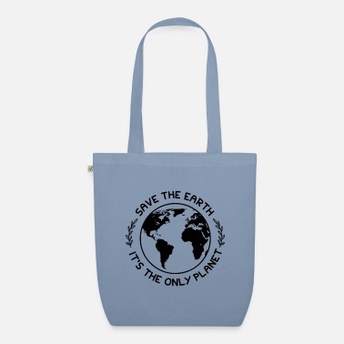 Protection Climate protection nature protection - Organic Tote Bag