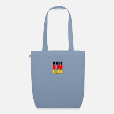 Gdr Made in GDR - GDR - Organic Tote Bag