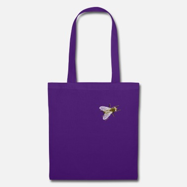 Fly The Fly - the fly - Tote Bag