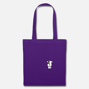 Bandit Laughing dog - Tote Bag