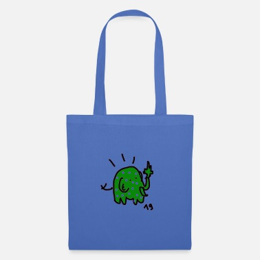 green elefun - Tote Bag