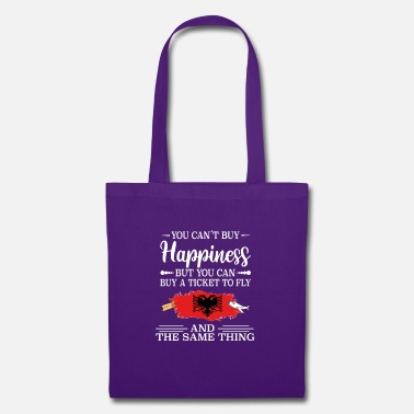 Griffin you can buy happiness in albania - Tote Bag