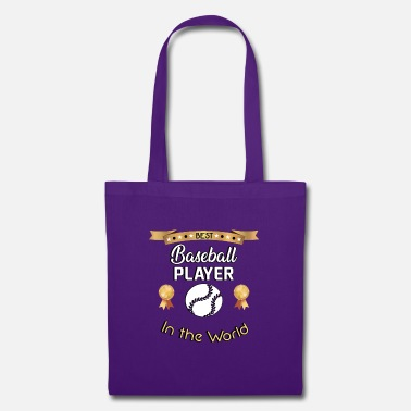 Wide Receiver best baseball player in the world - Tote Bag
