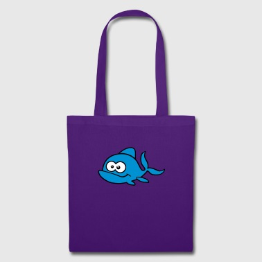 Sweet fish with bulging eyes. - Tote Bag