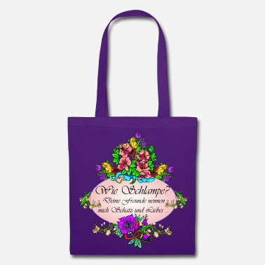 Muzzle Naughty muzzle - Tote Bag