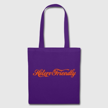 hetero friendly - Tote Bag